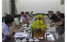 Chuyến thăm của ngài Đại sứ Phần Lan tại ĐH KTCN Thái Nguyên