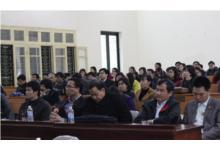 Lễ khai giảng các lớp tiếng Anh đợt 1 năm 2015